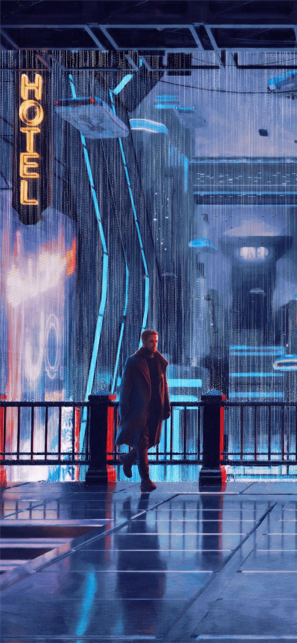 Blade Runner 2049 Arts Iphone Wallpapers Free Download