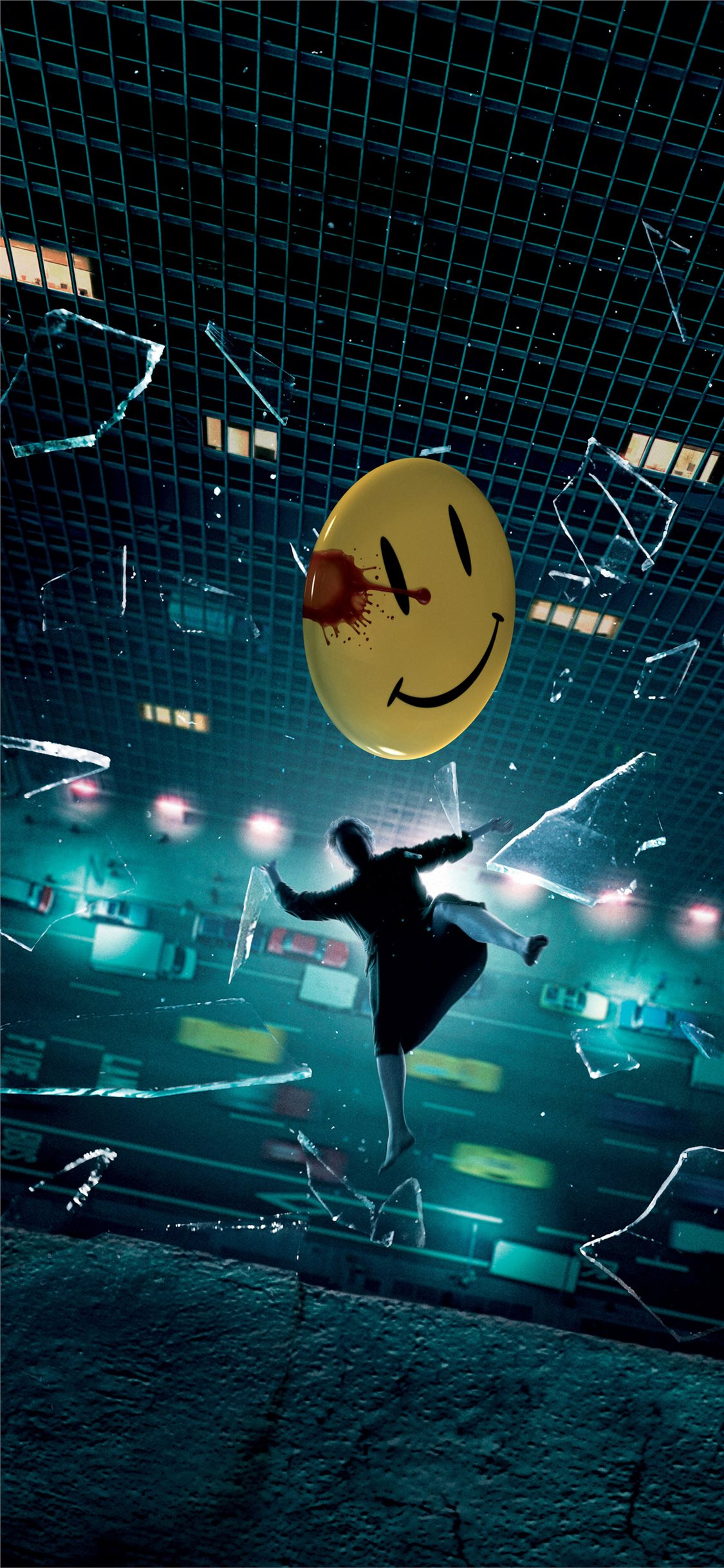 Watchmen Movie Iphone X Wallpapers Free Download