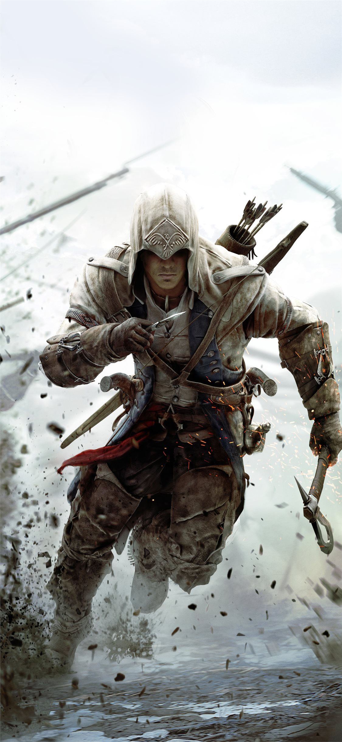 Assassins Creed 3 10k Iphone X Wallpapers Free Download