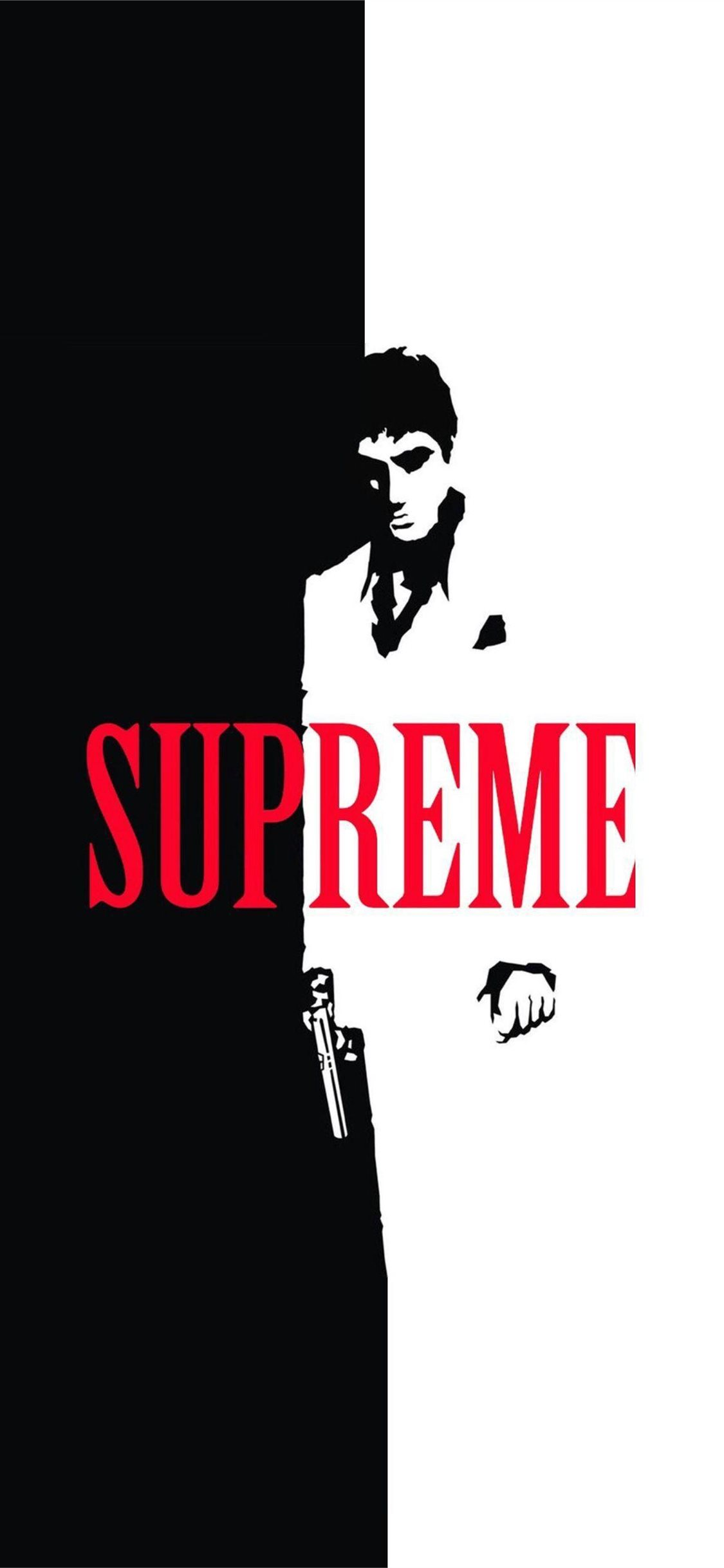 Supreme Cave Iphone X Wallpapers Free Download