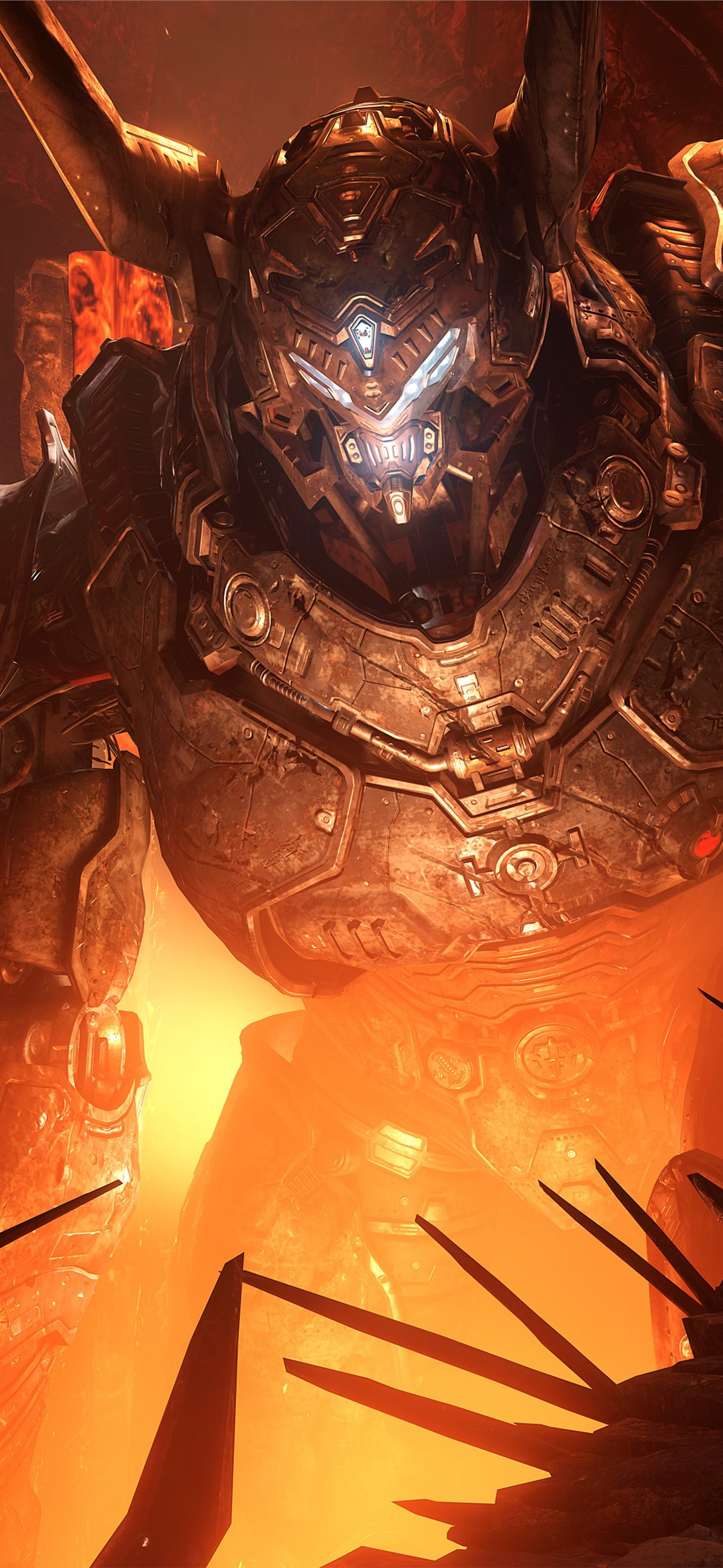Doom Eternal 2020 5k Iphone X Wallpapers Free Download