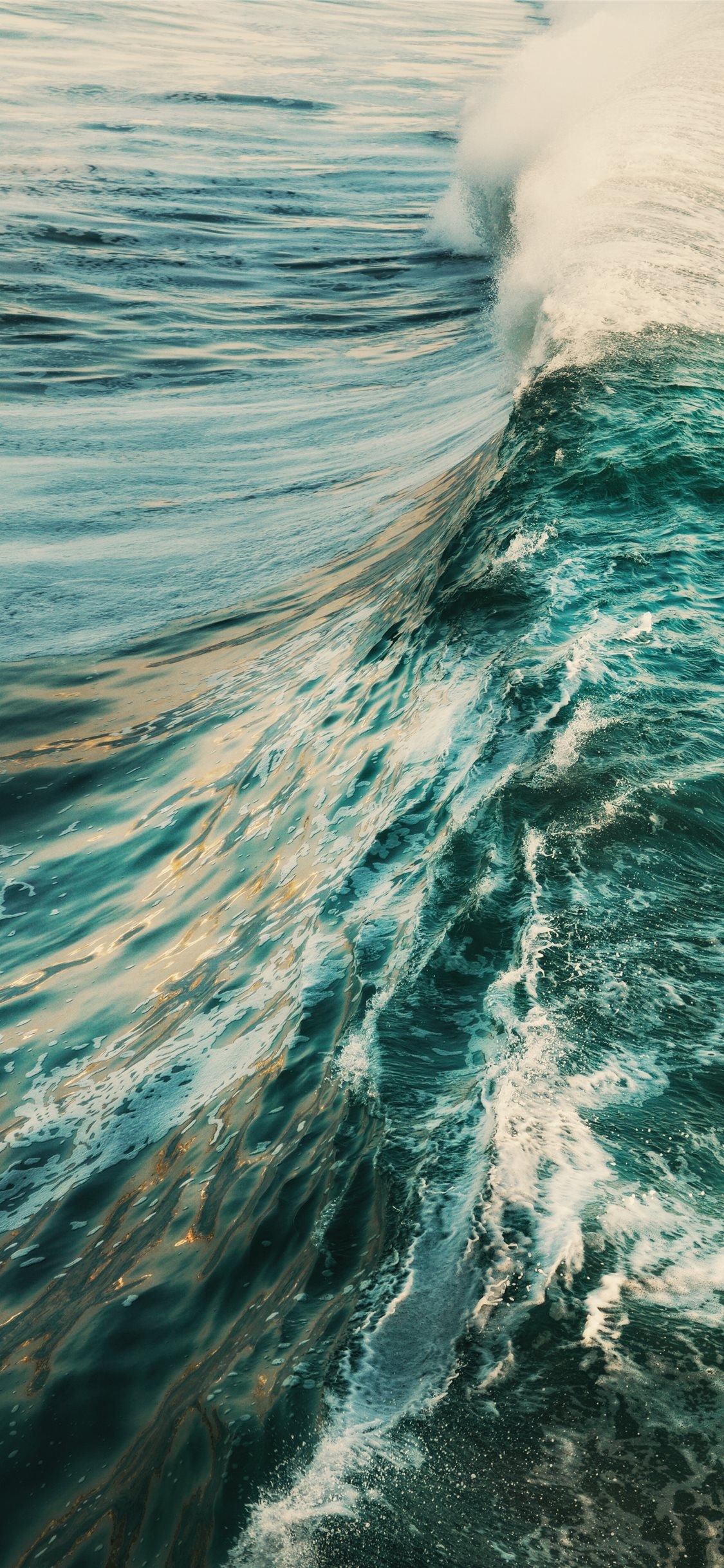 Best Wave Iphone X Wallpapers Hd Ilikewallpaper