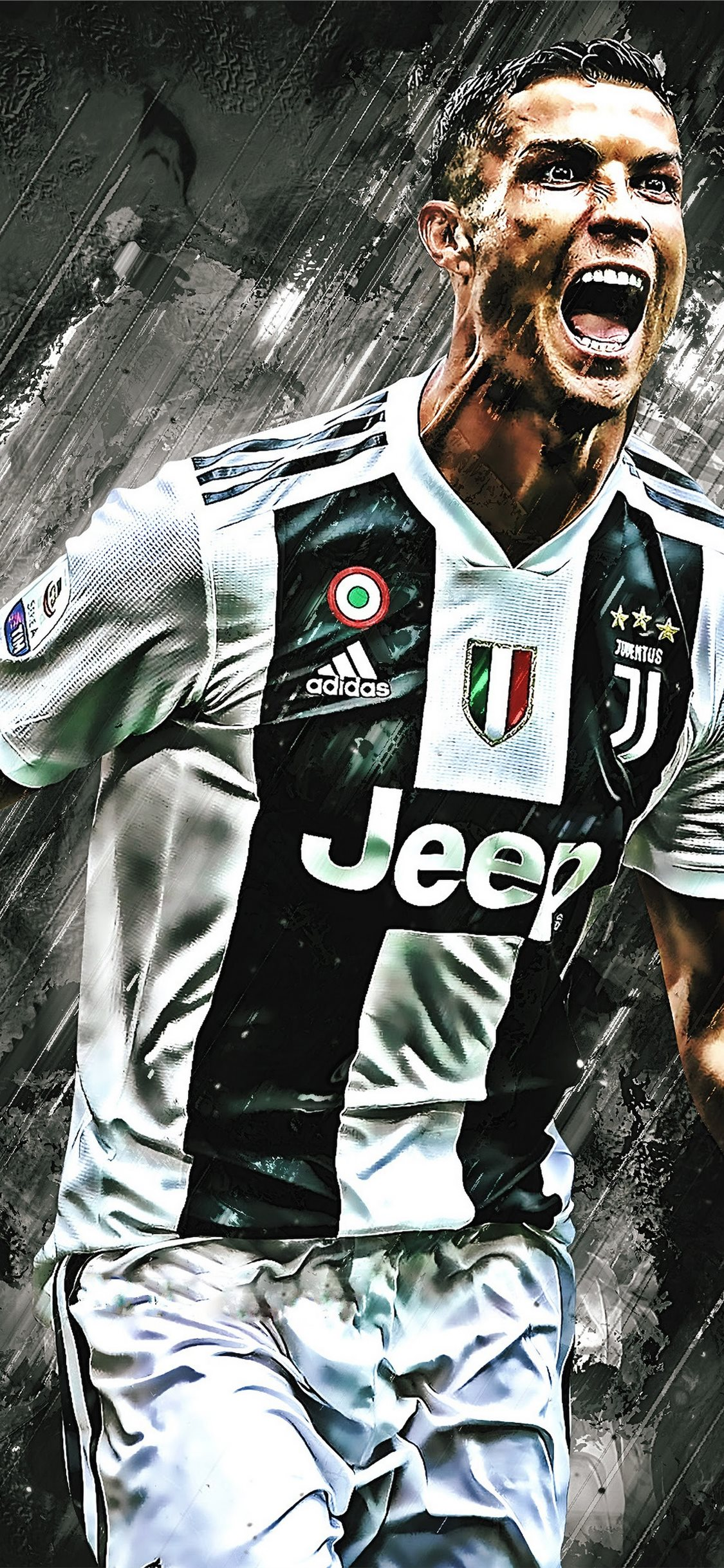 Cristiano Ronaldo Football Player 4k Iphone X Wallpapers Free Download