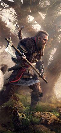 Best Assassins Creed Valhalla Iphone X Wallpapers Hd Ilikewallpaper