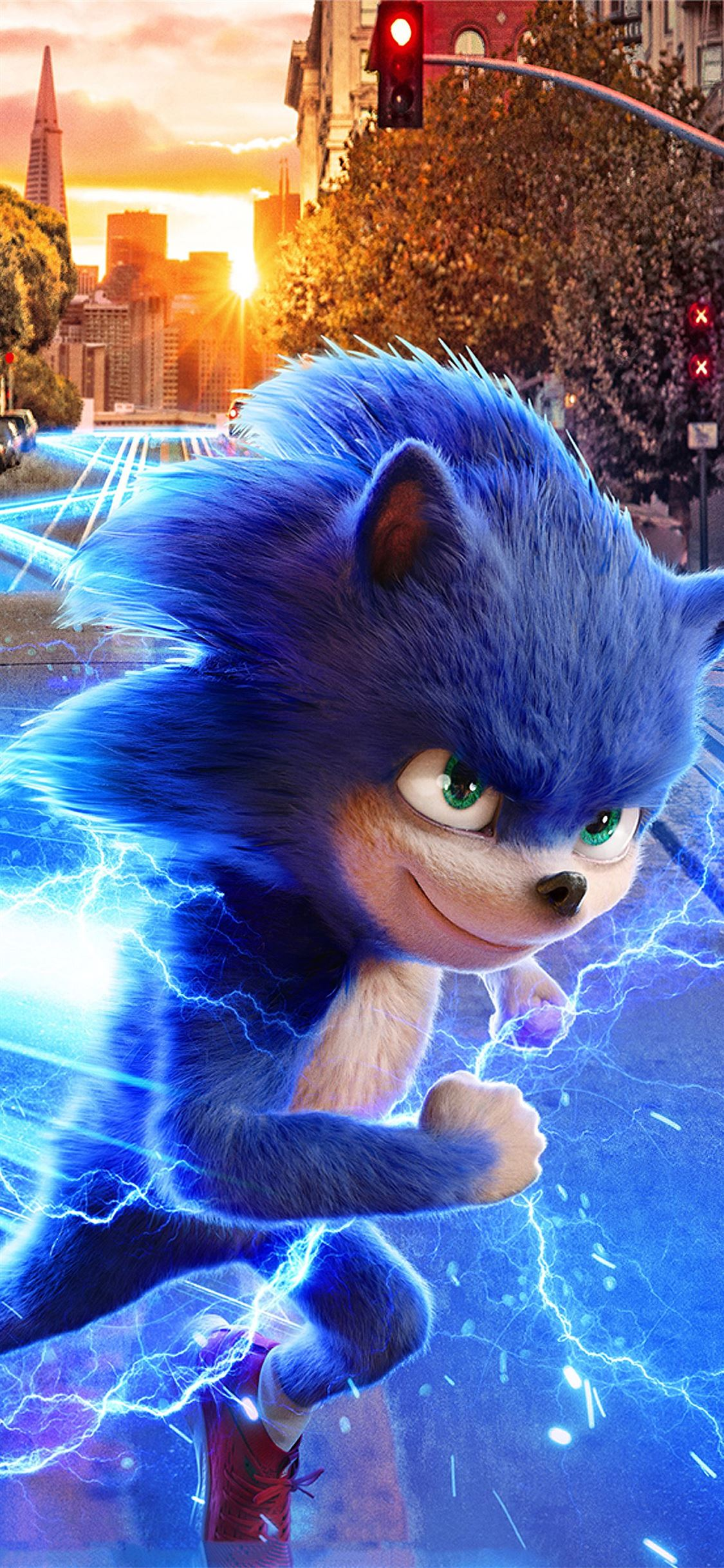 Movie Sonic The Hedgehog 2020 Iphone X Wallpapers Free Download