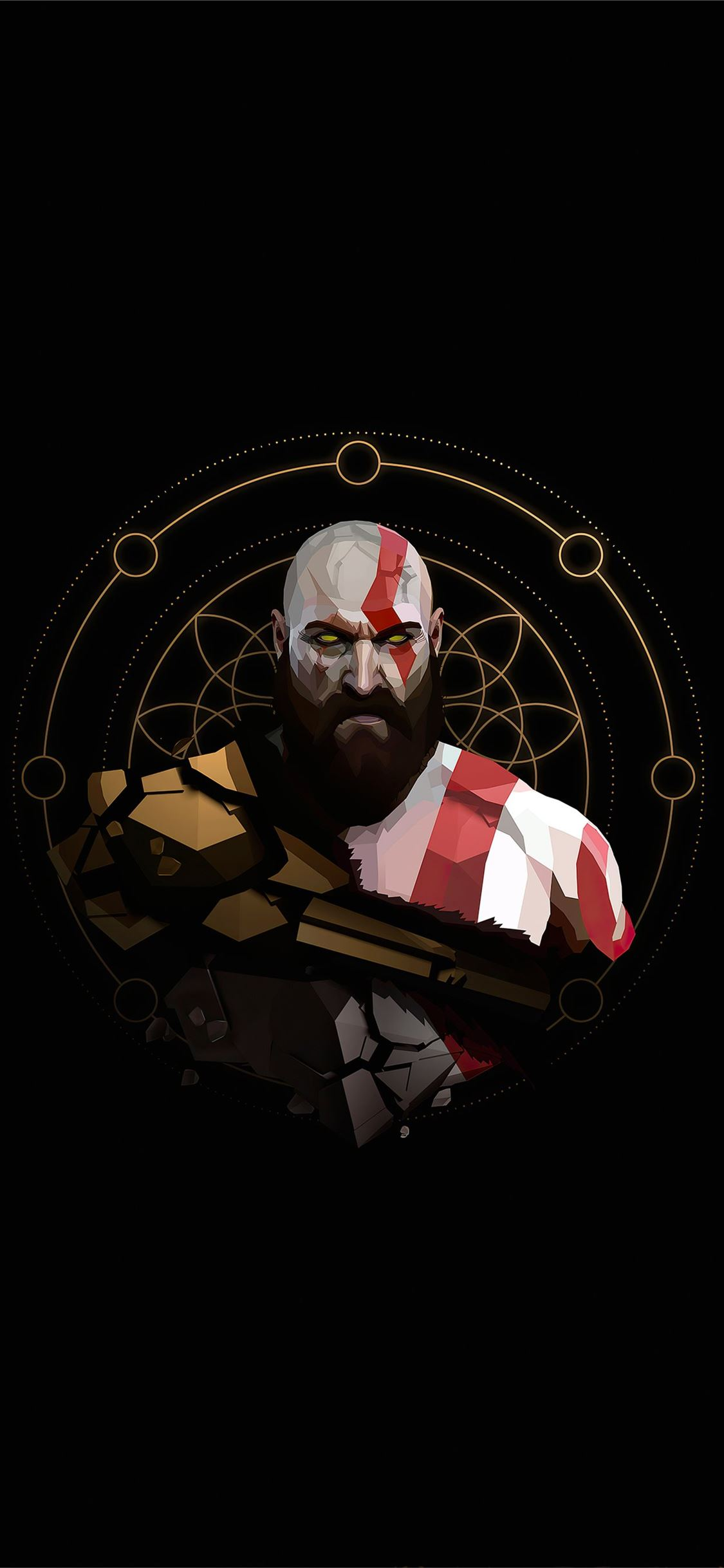 God Of War Iphone X Hd Wallpapers Ilikewallpaper