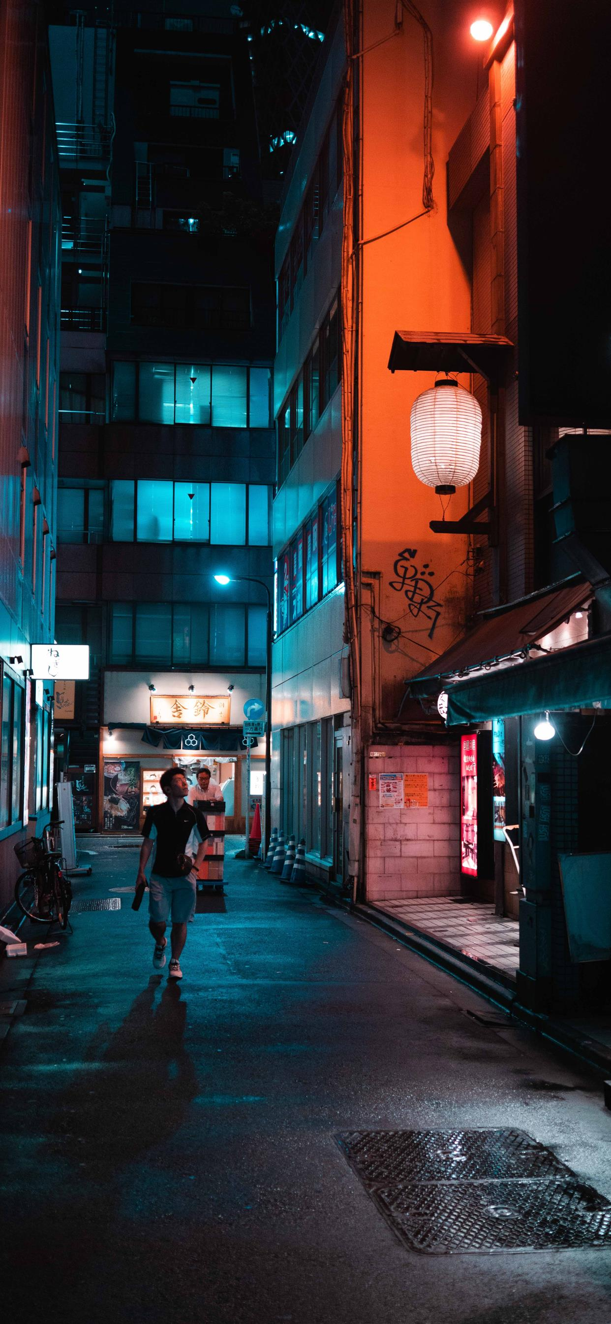 Tokyo Iphone Wallpapers Free Download