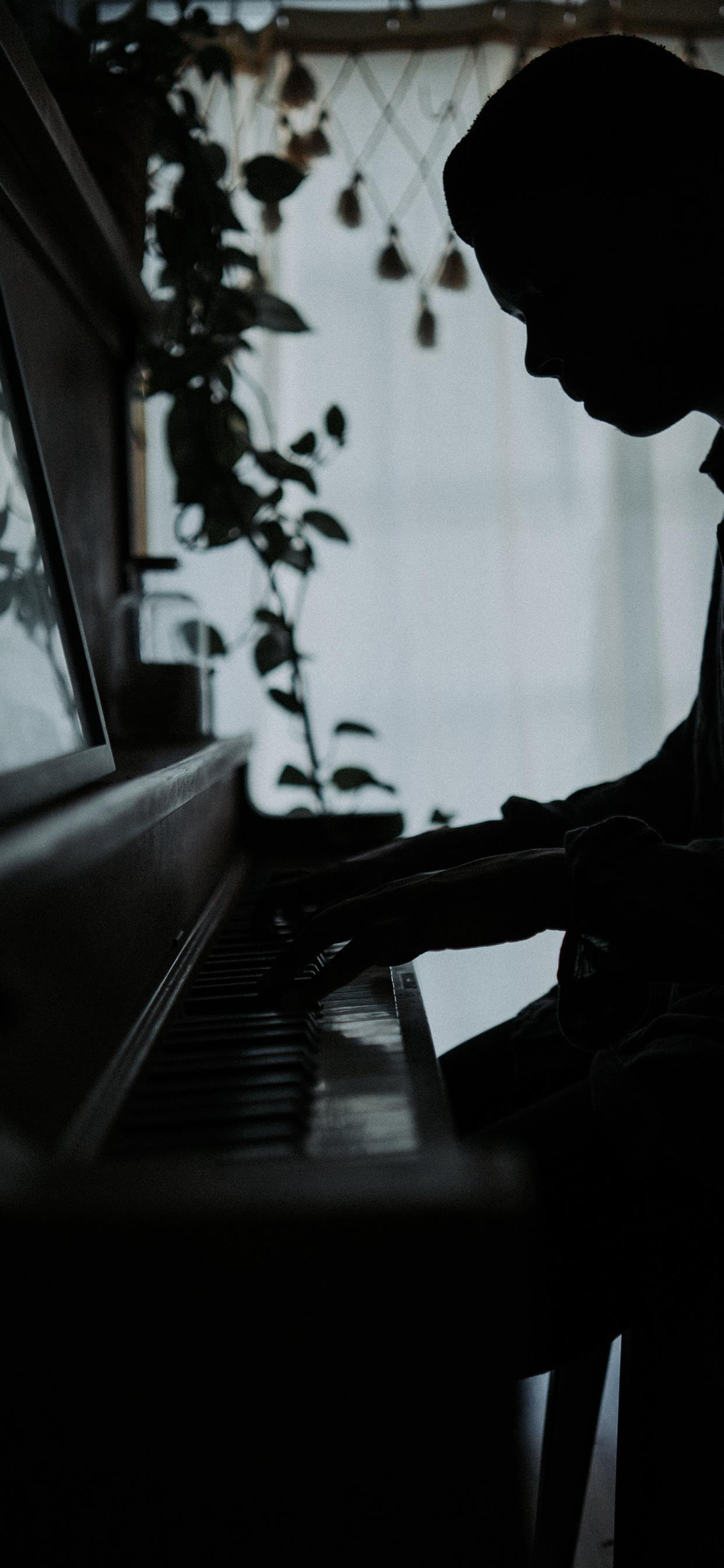 No One Knows Me Like The Piano Iphone X Wallpapers Free Download