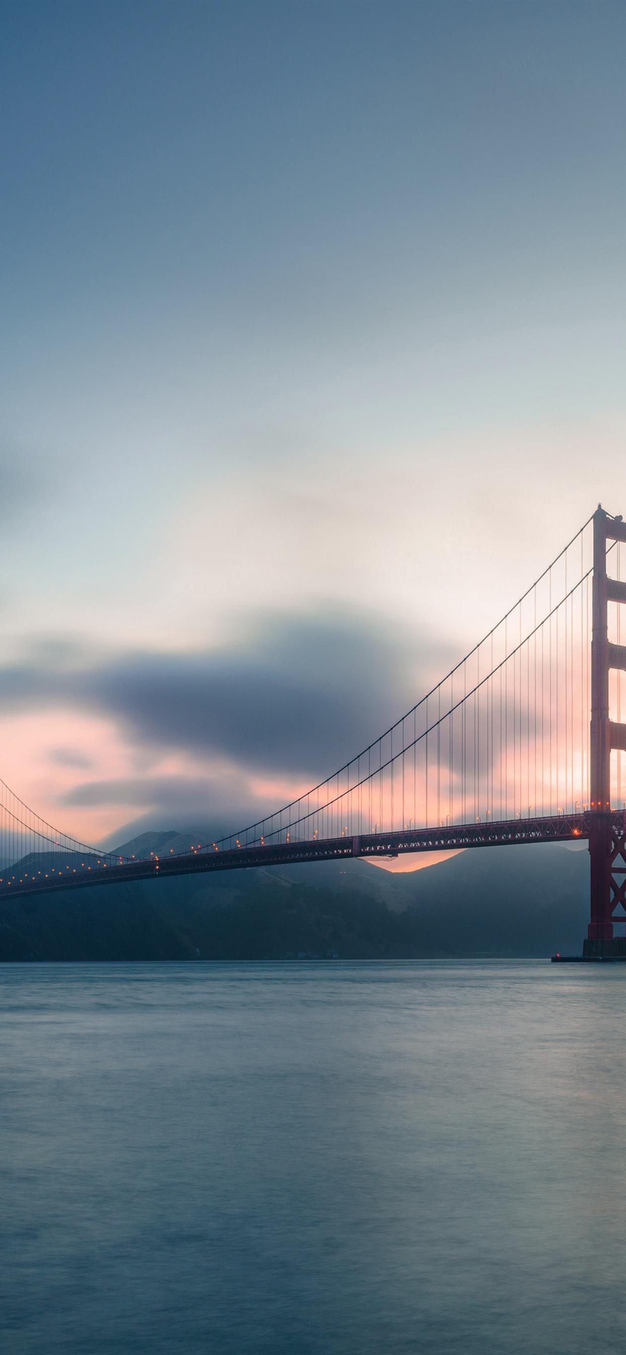 Golden Gate Bridge Iphone X Wallpapers Free Download