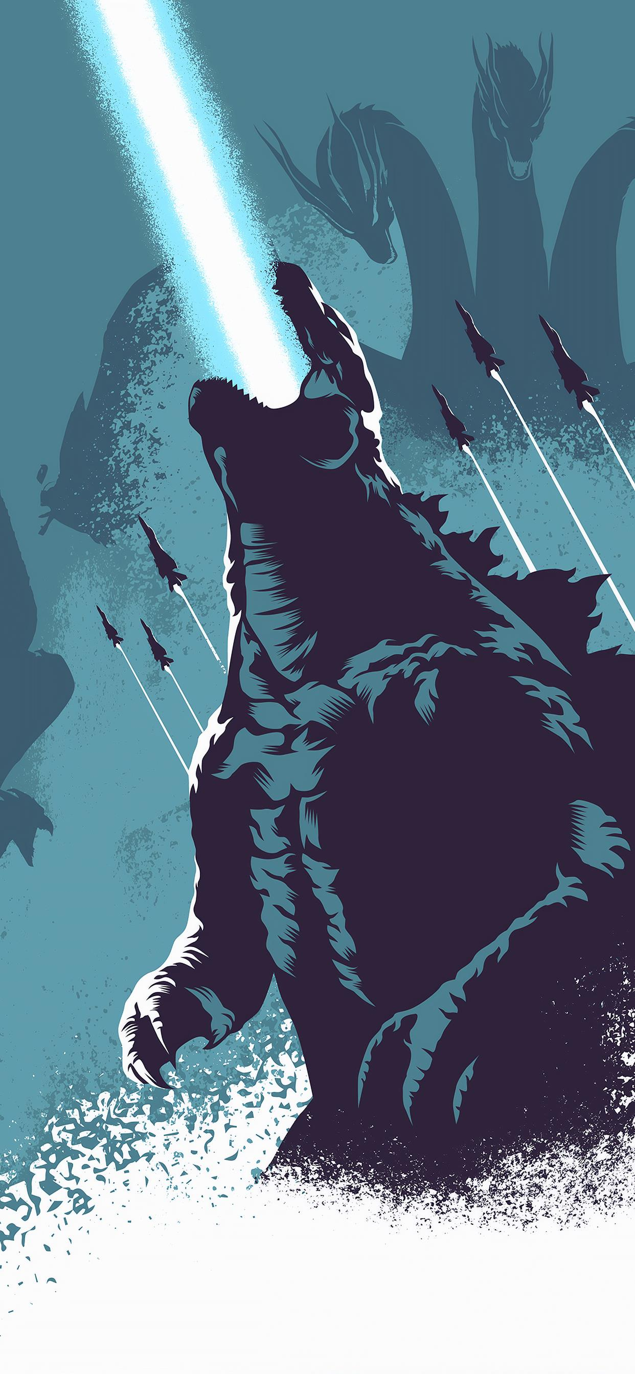 Godzilla 4k 2019 Iphone X Wallpapers Free Download