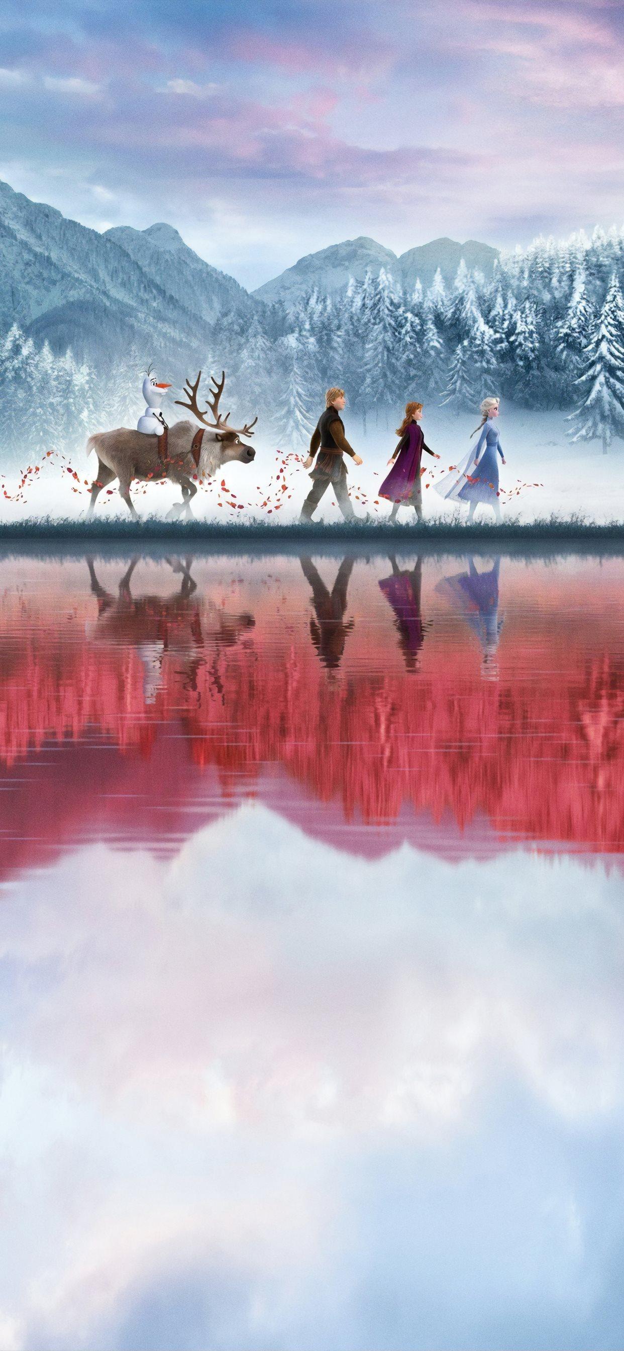 Frozen 2 2019 4k Iphone Wallpapers Free Download