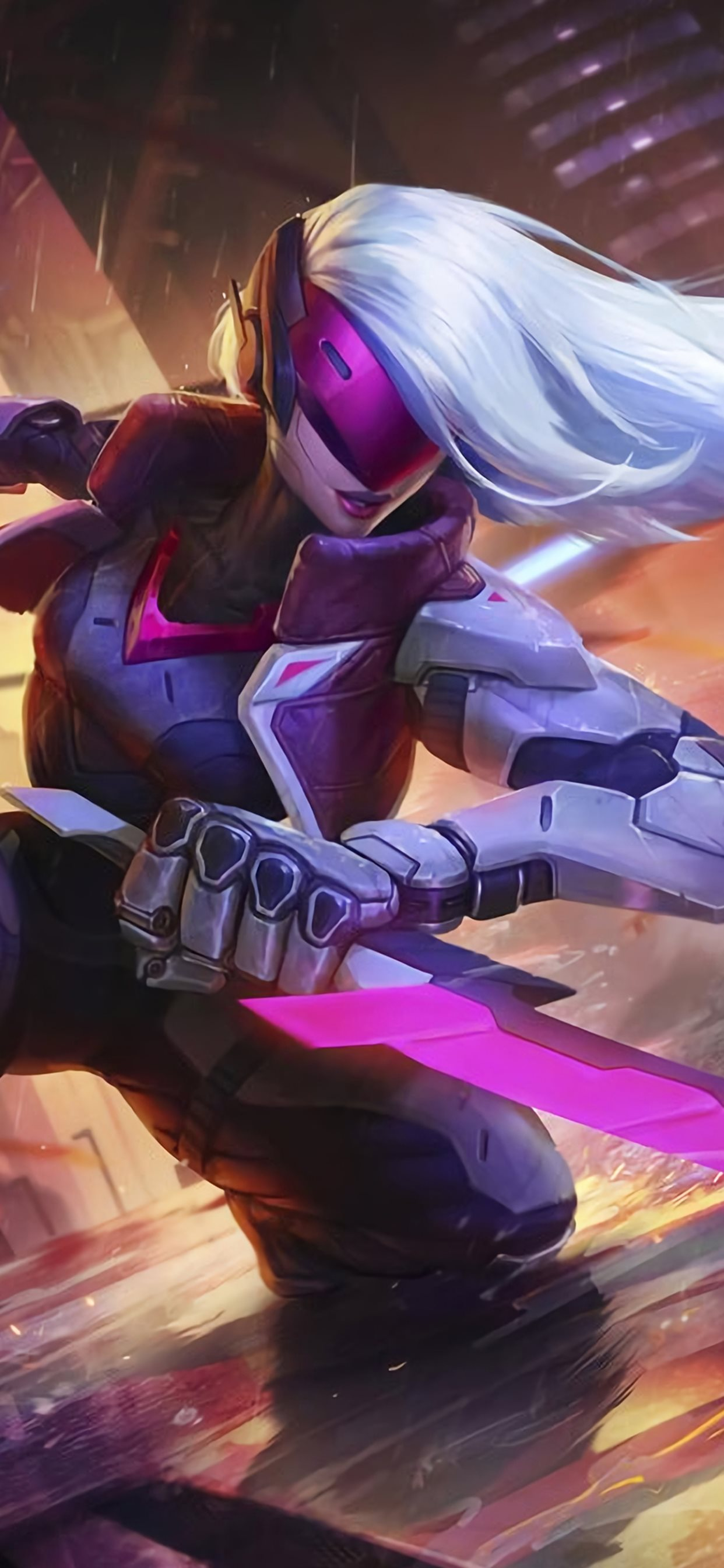 Project Katarina League Of Legends 4k Iphone Wallpapers Free Download