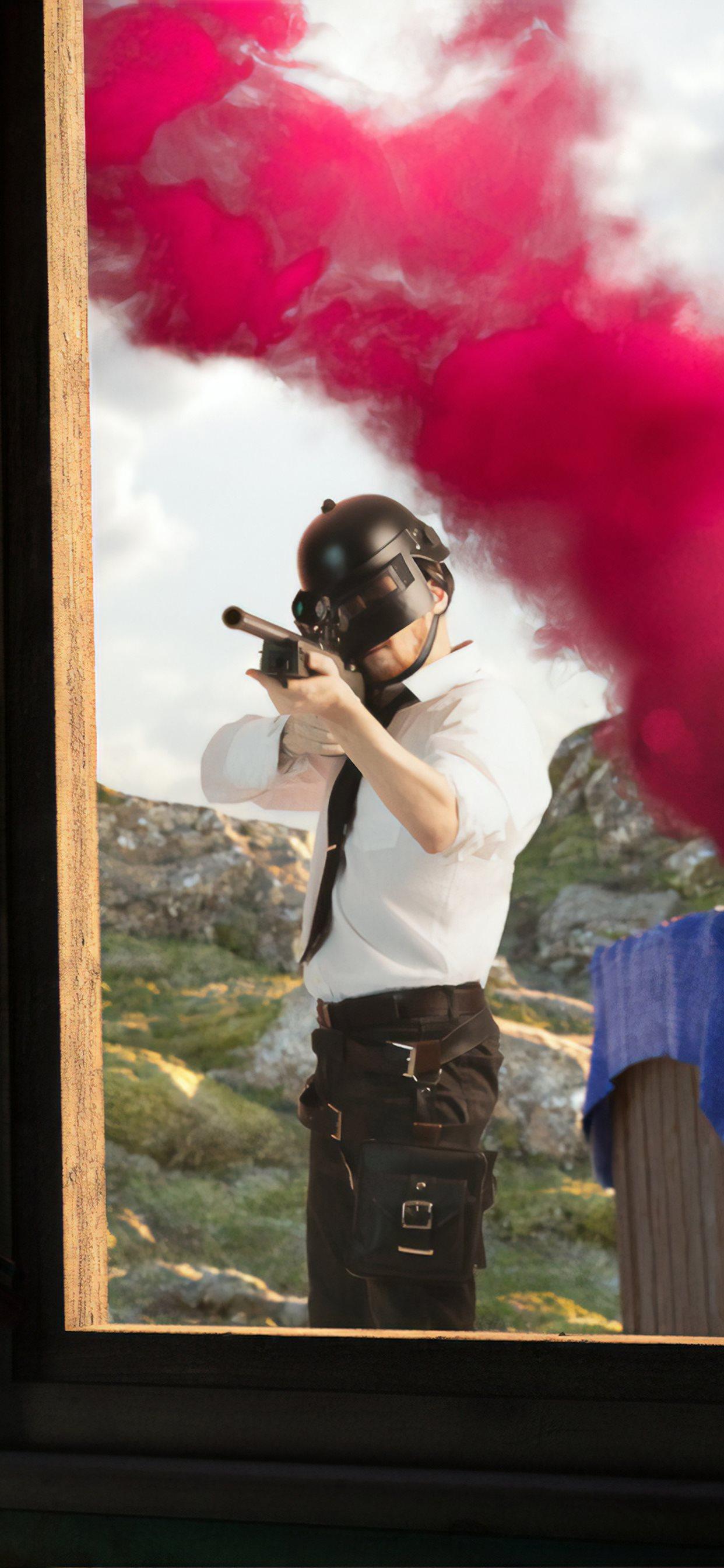 Pubg Shooting Range Iphone X Wallpapers Free Download