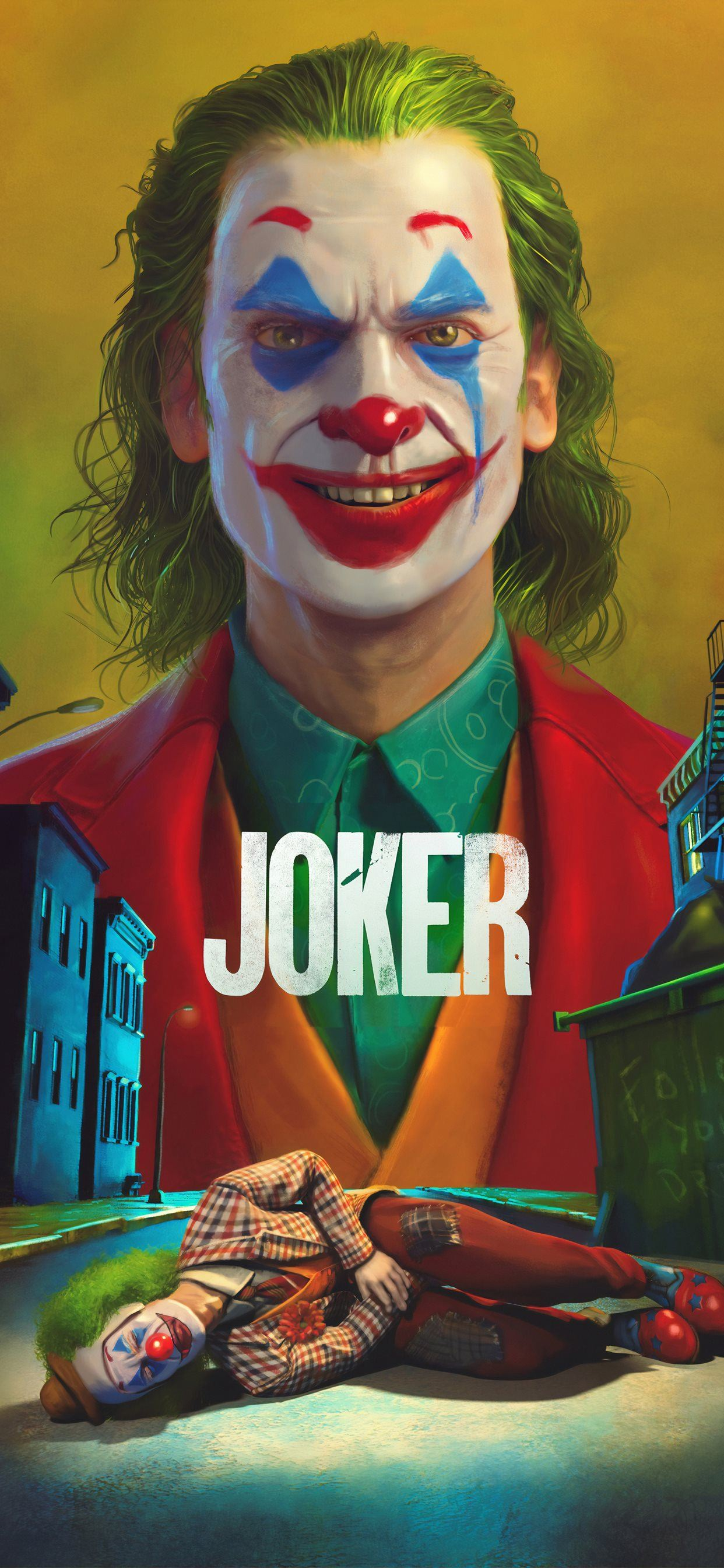 Joker Movie4k Art Iphone X Wallpapers Free Download