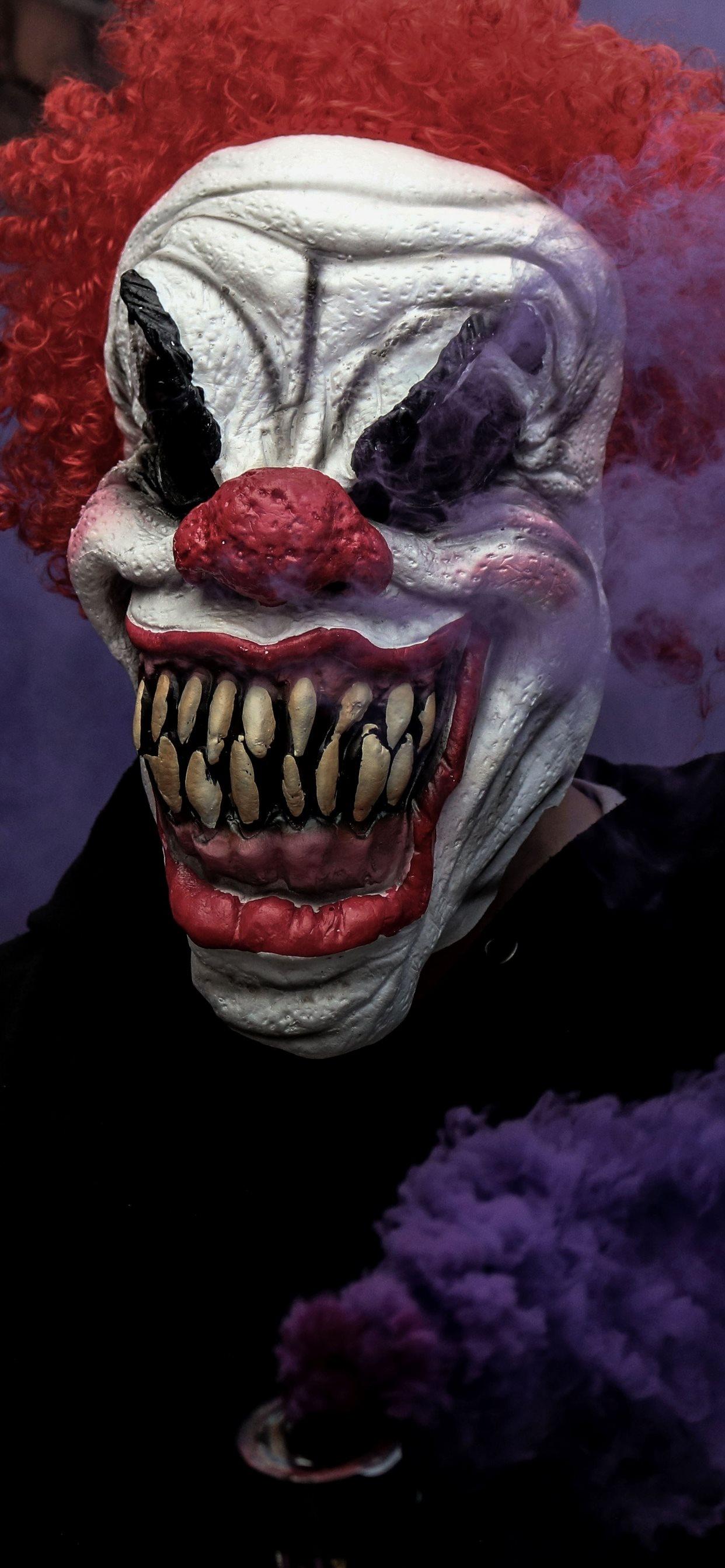 Halloween Mask 5k Iphone X Wallpapers Free Download