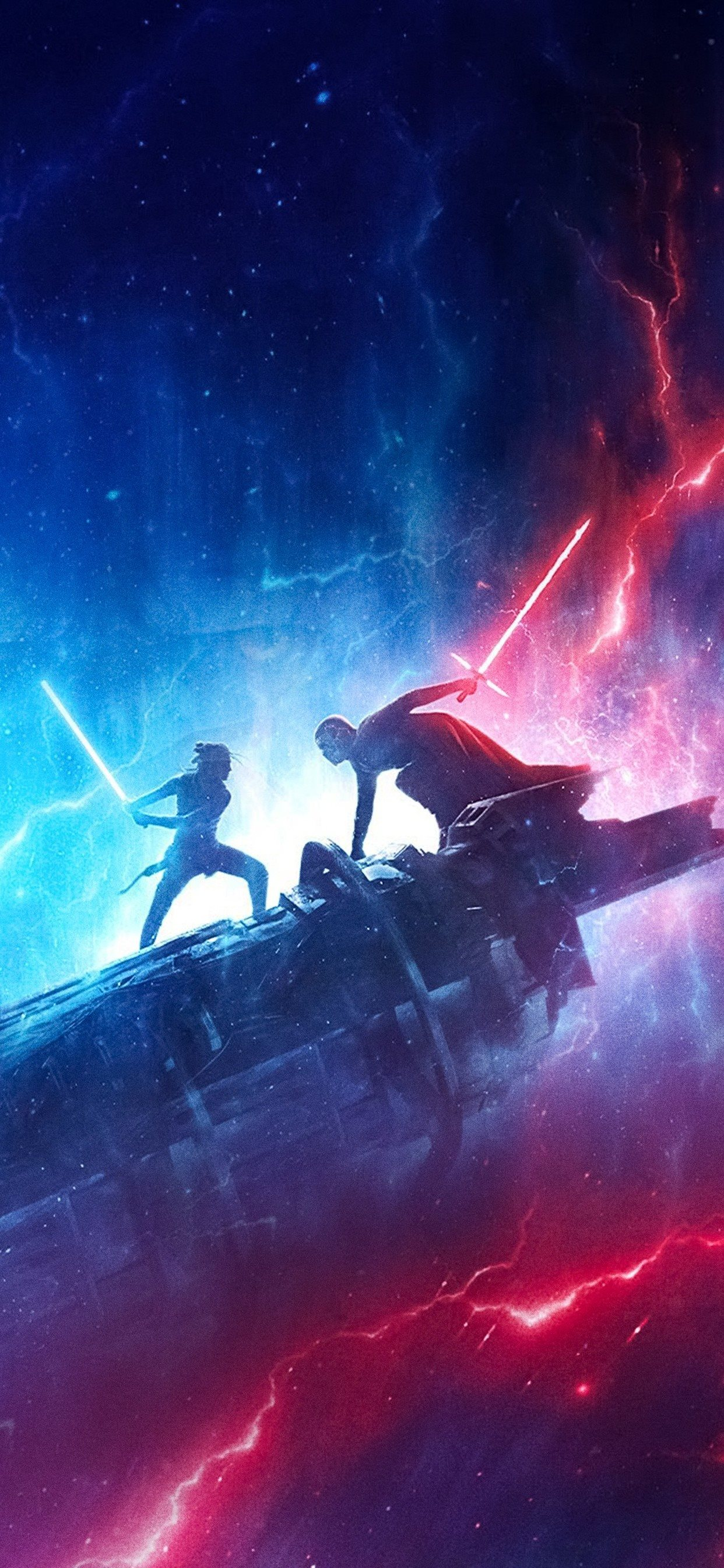 Star Wars The Rise Of Skywalker New 5k Iphone X Wallpapers Free Download