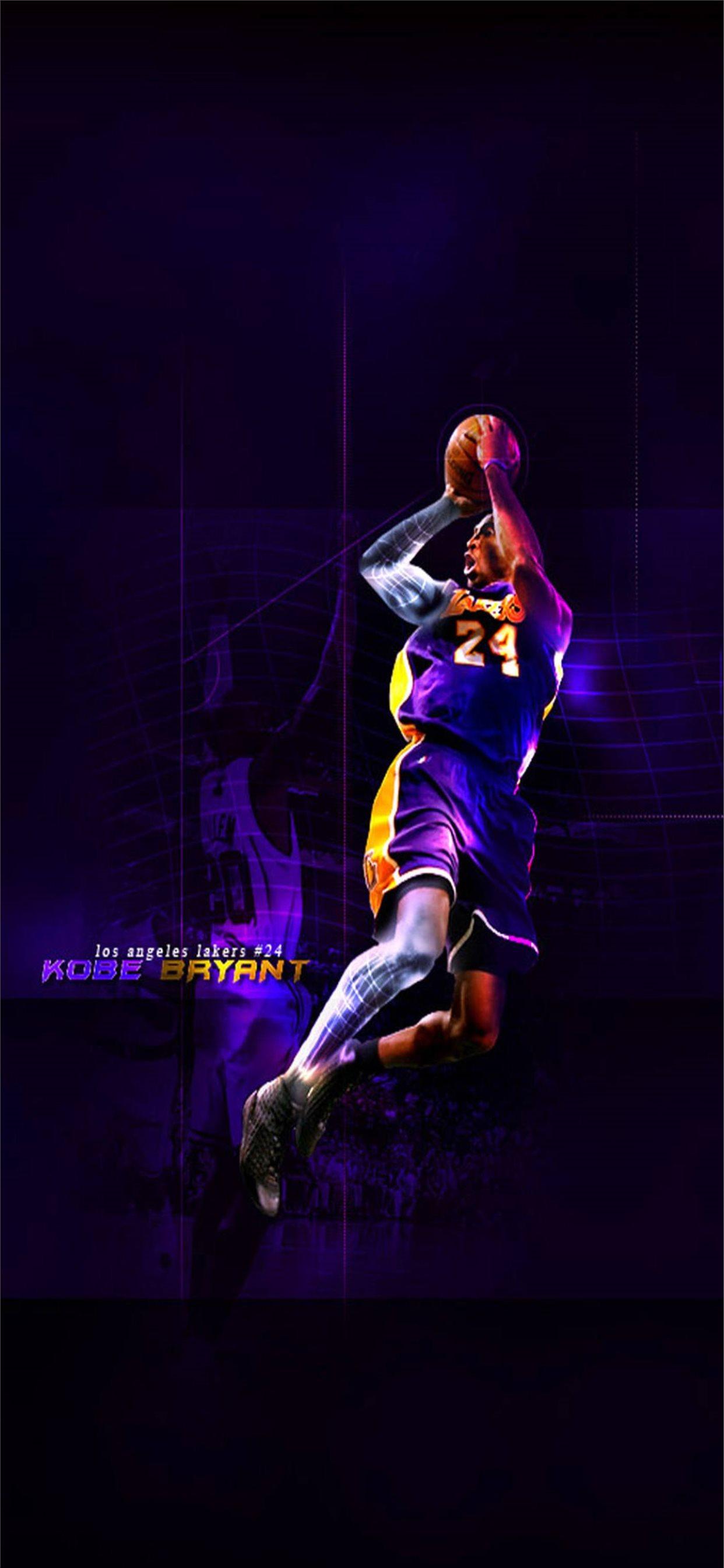 Kobe Bryant Iphone X Wallpapers Free Download