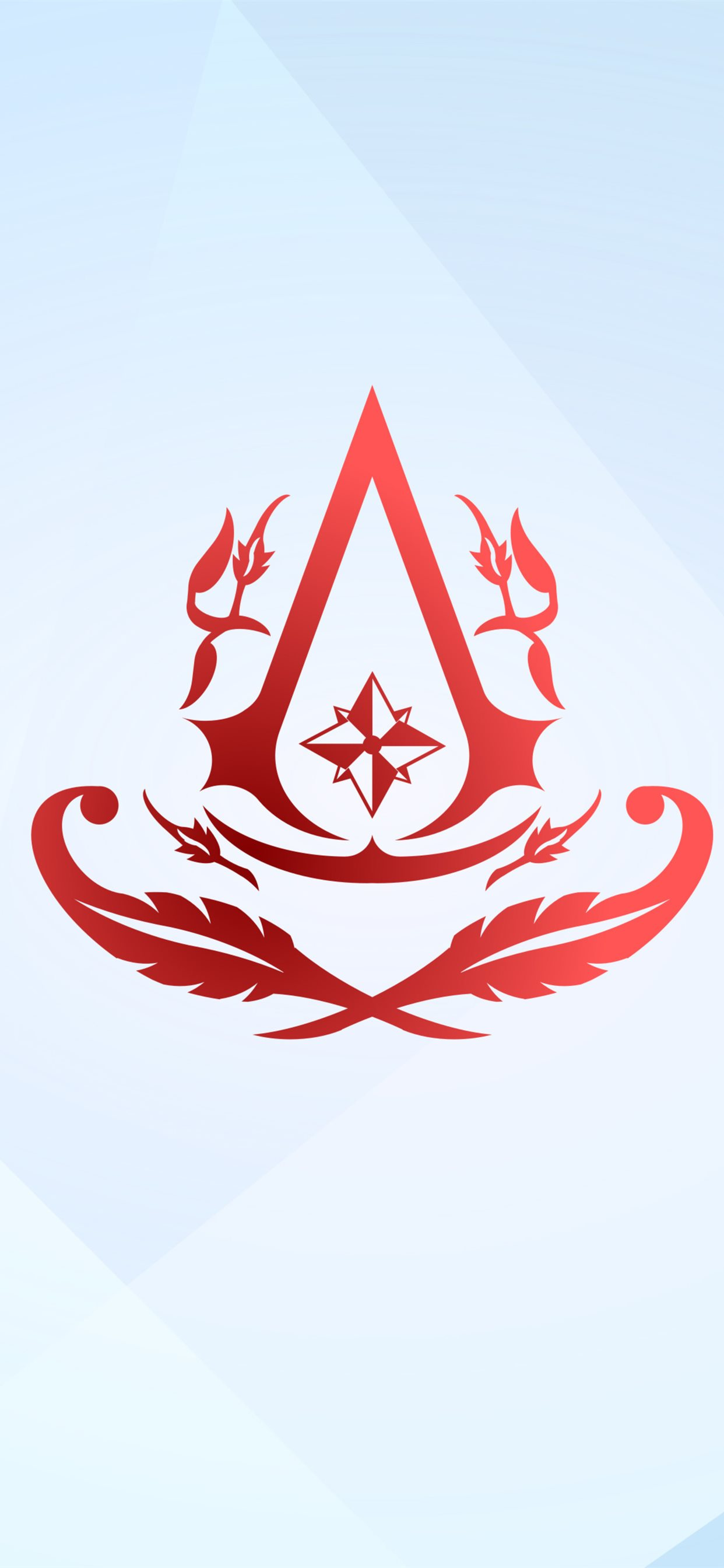Assassins Creed 4k Minimal Logo 2020 Iphone X Wallpapers Free Download