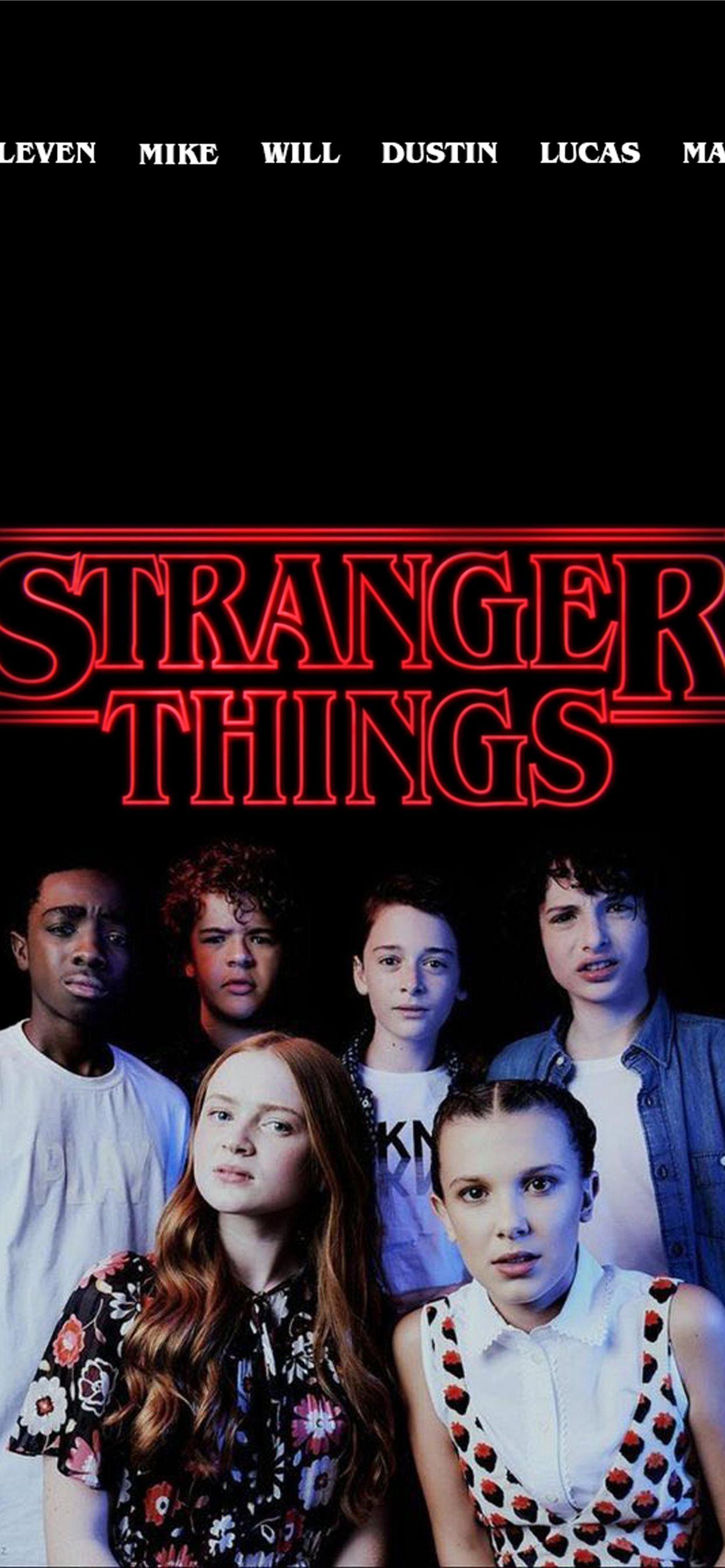 Stranger Things Aesthetic Desktop Top Free Strange Iphone X Wallpapers Free Download