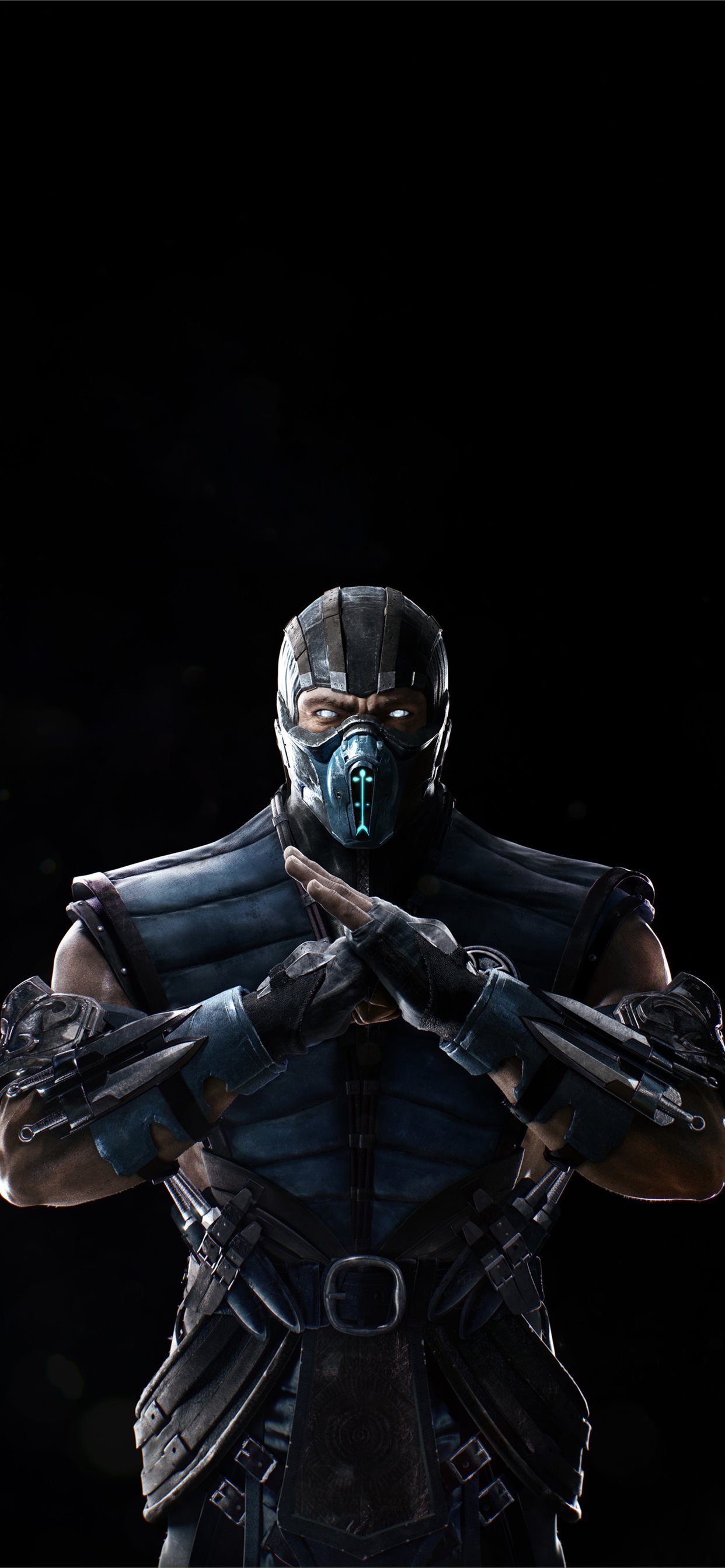 Sub Zero In Mortal Kombat 4k 2020 Iphone X Wallpapers Free Download