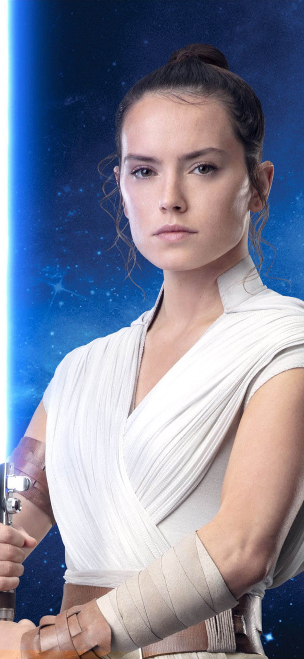 Star Wars The Rise Of Skywalker Poster Rey Iphone Wallpapers Free Download