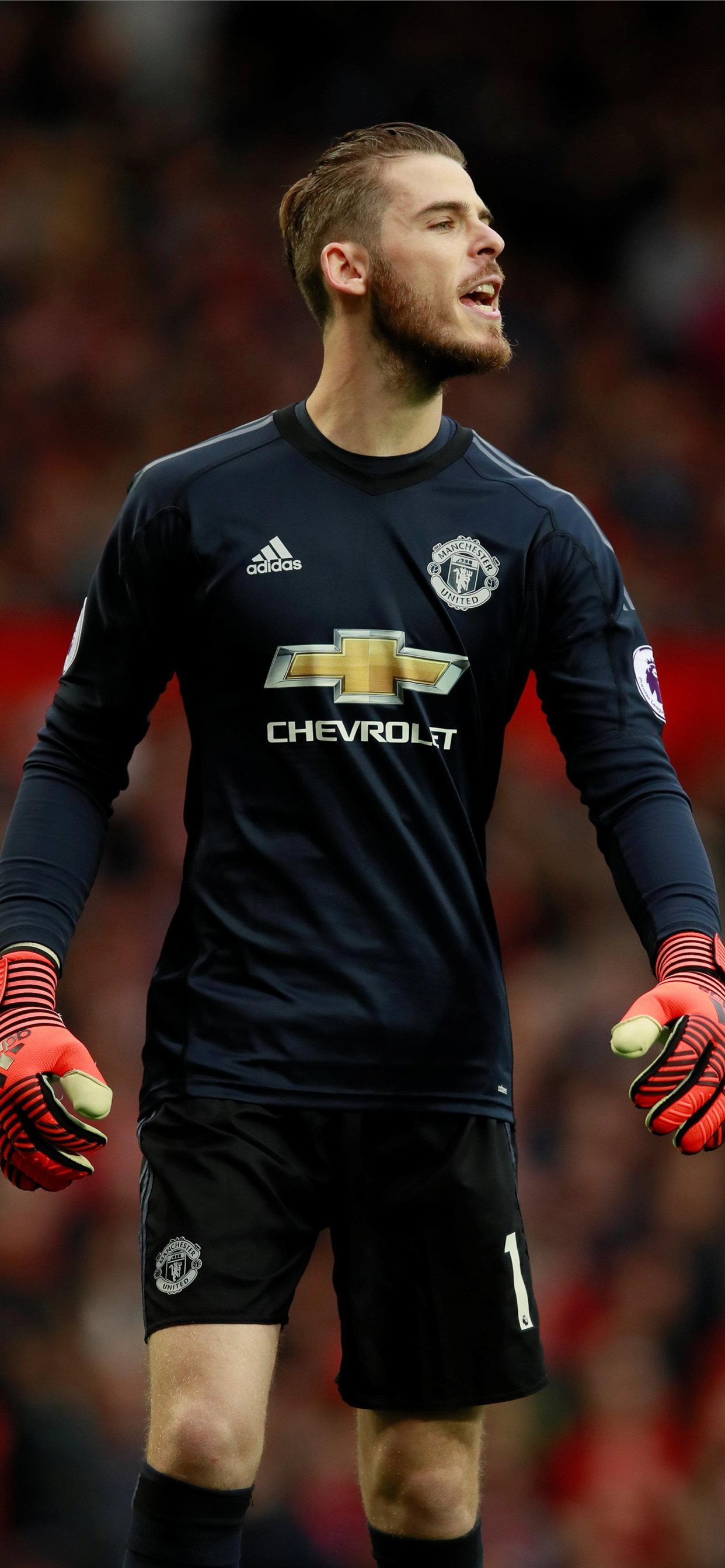 David De Gea New Hairstyle Hd Backgrounds Iphone X Wallpapers Free Download