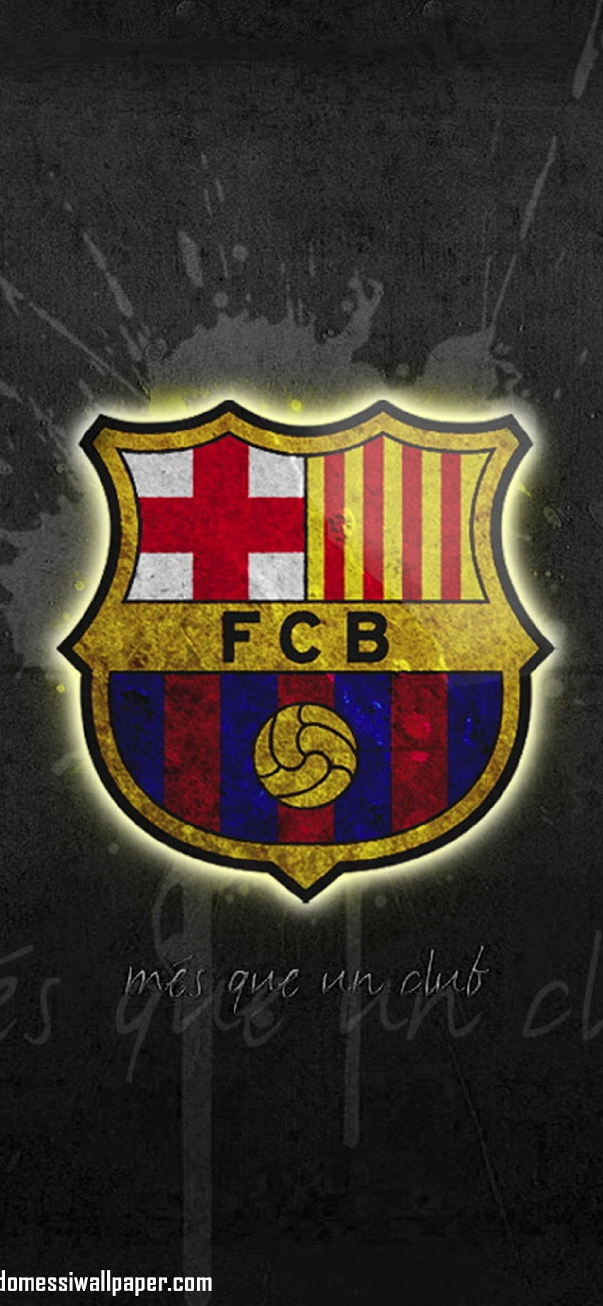 77 Fc Barcelona On Play Iphone X Wallpapers Free Download