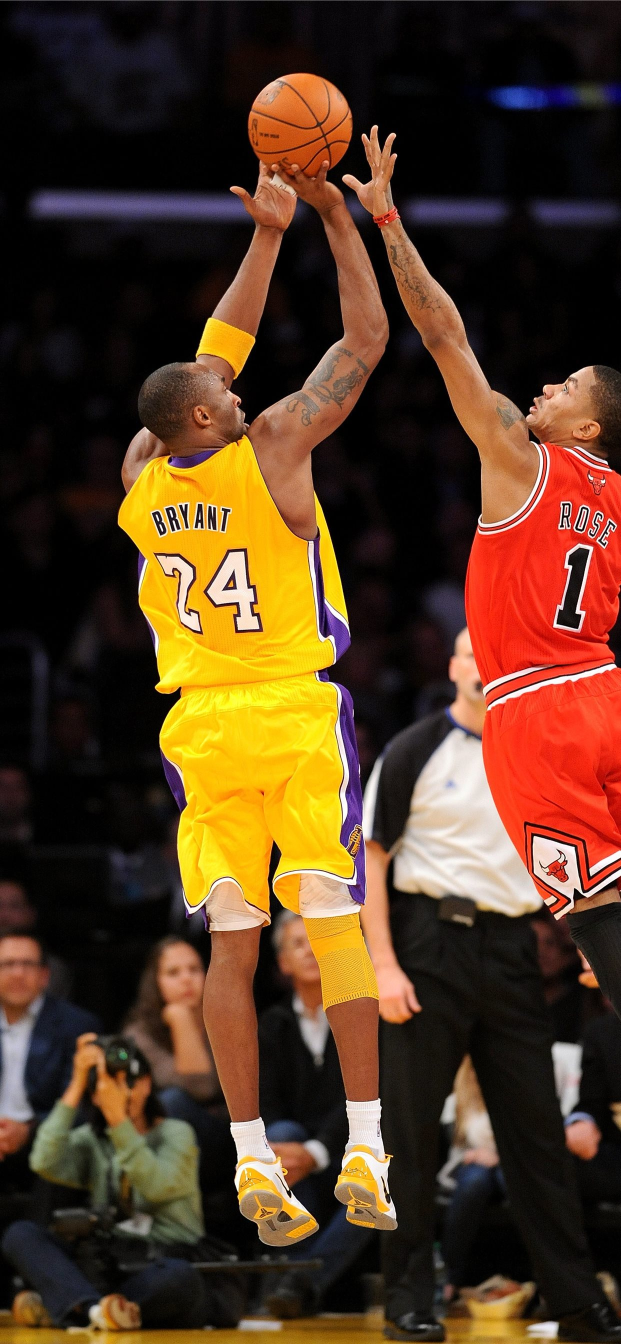 Kobe Bryant Los Angeles Lakers Infobarrel Images Iphone Wallpapers Free Download