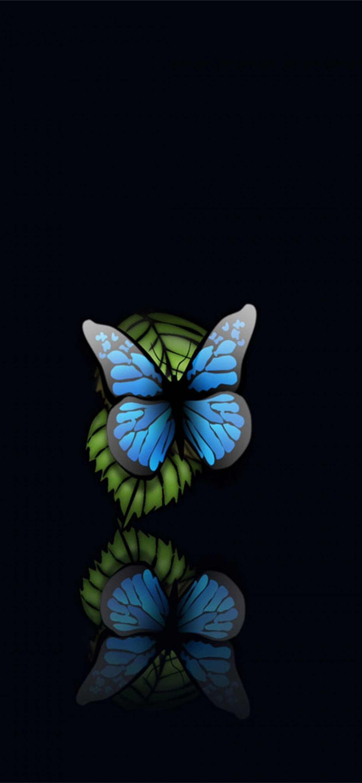 Free 75 Butterfly Hd On Play Iphone X Wallpapers Free Download