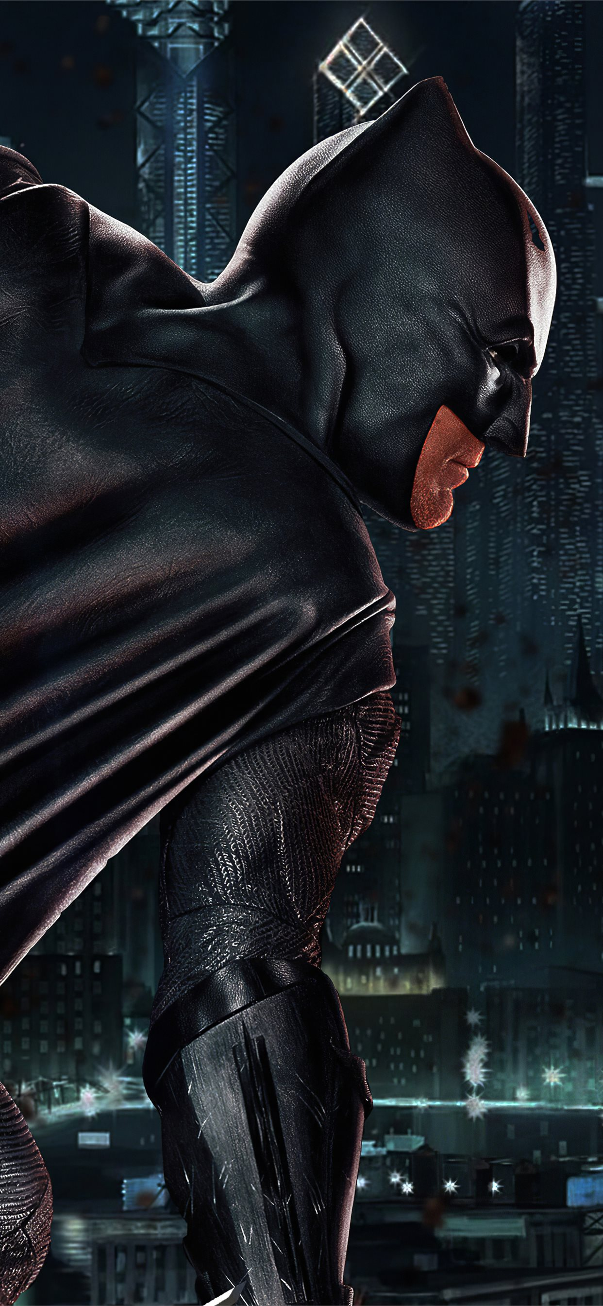 The Batman Deathstroke 4k Iphone Wallpapers Free Download