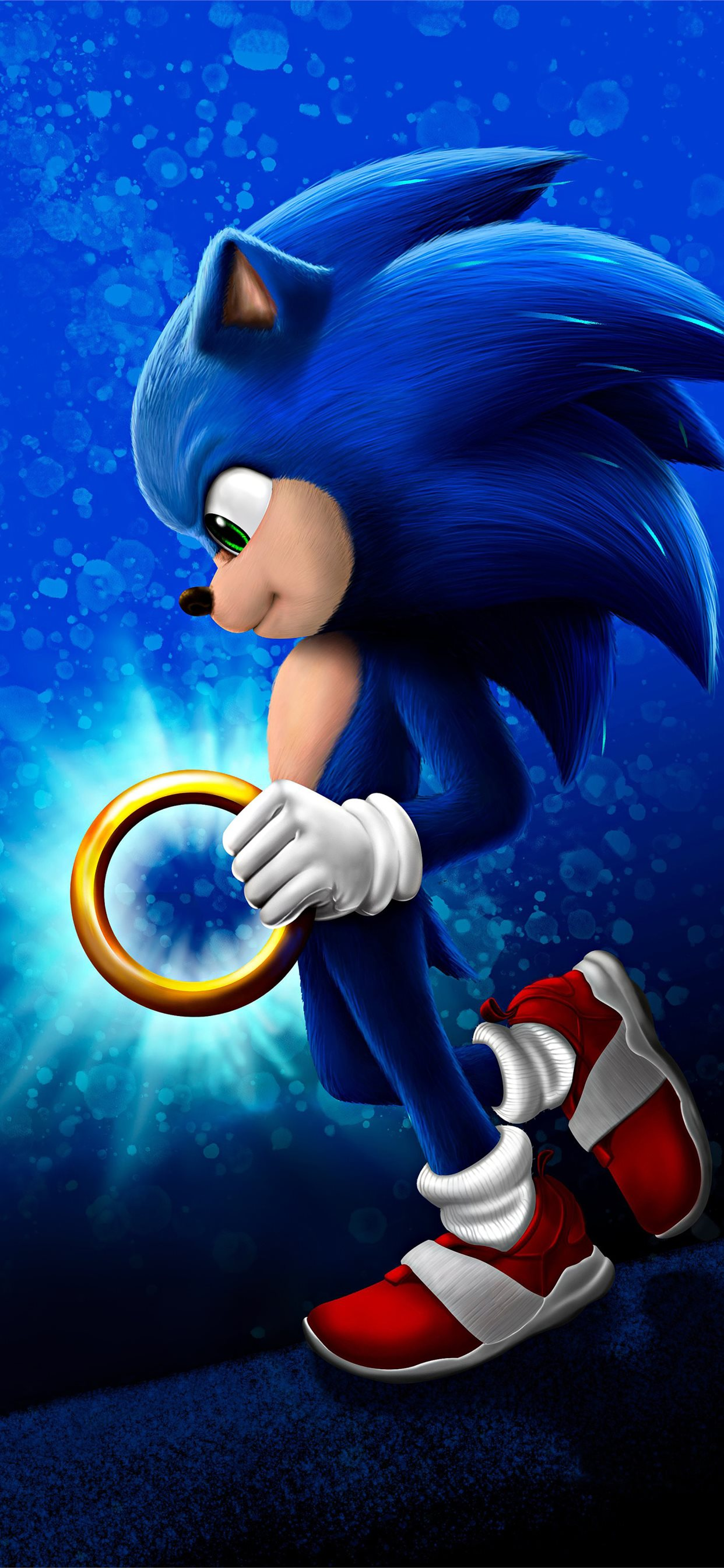 Sonic The Hedgehog4k2020 Iphone X Wallpapers Free Download