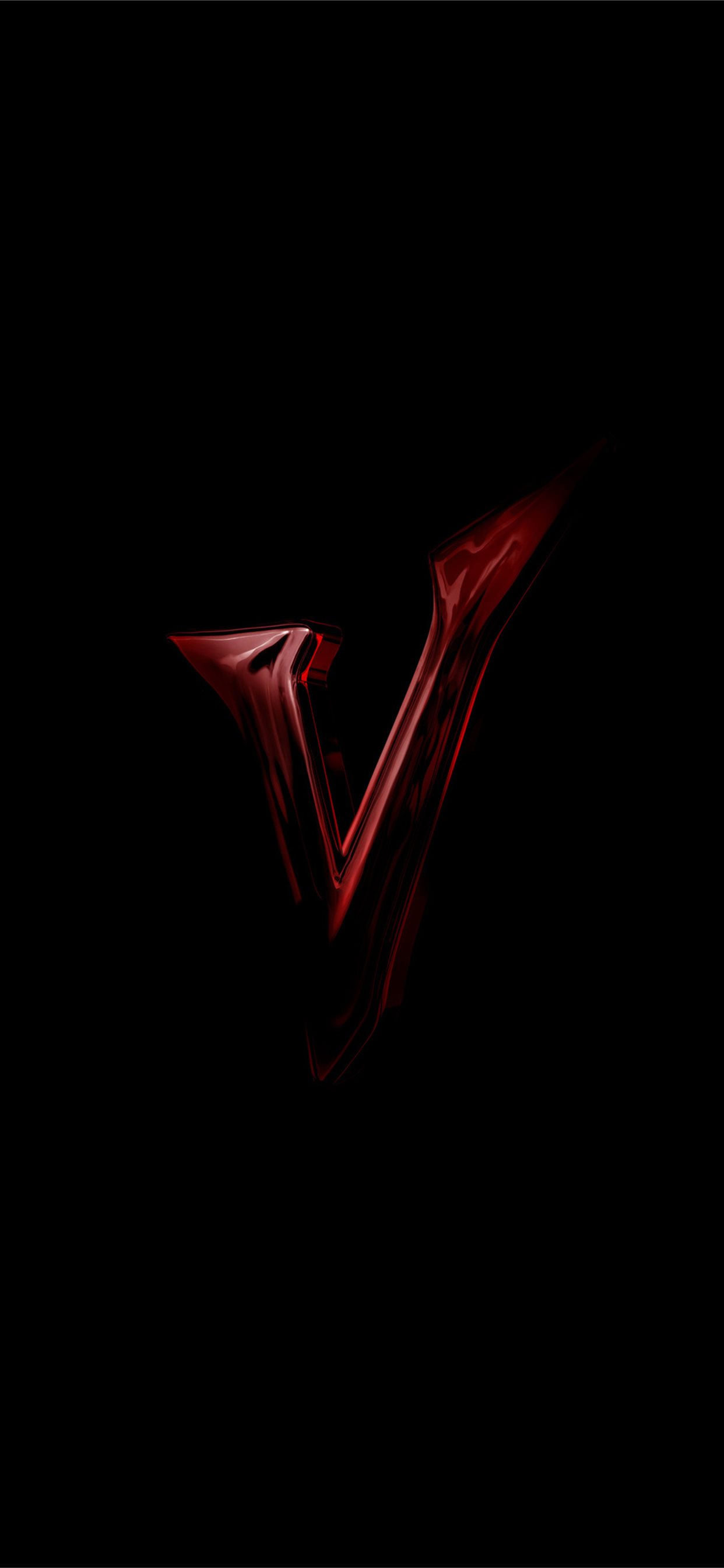 venom let there be carnage logo iphone xs max wallpaper