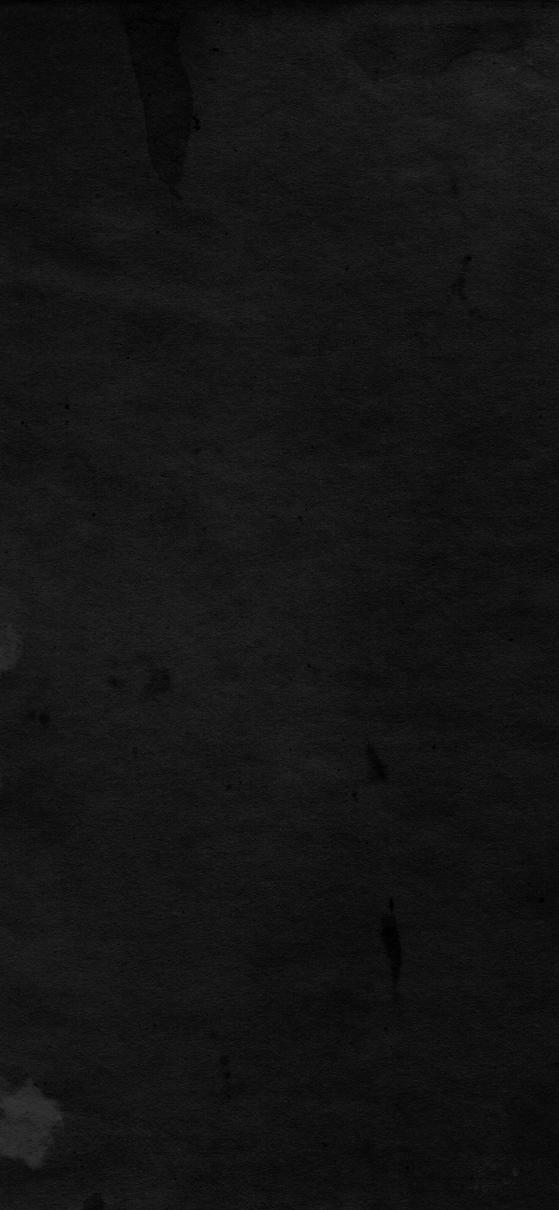 Watercolor Texture Dark Black Pattern Iphone X Wallpapers