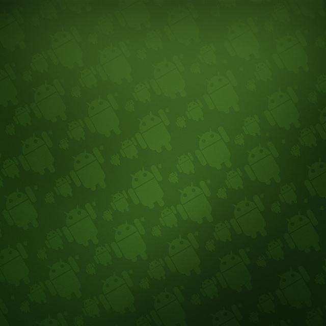 Android Pattern iPad wallpaper