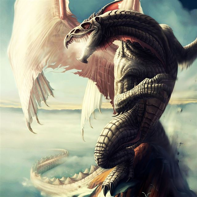 Dragon iPad wallpaper