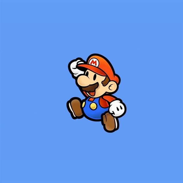 Super Mario iPad wallpaper