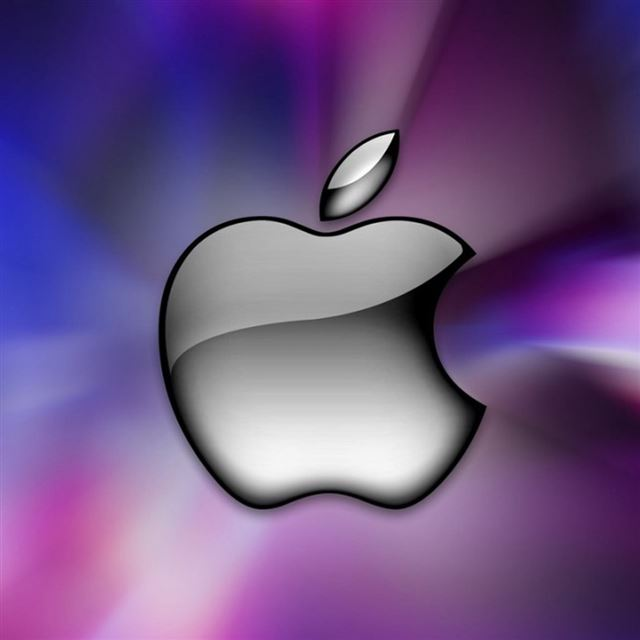 Apple Logo 2 iPad wallpaper