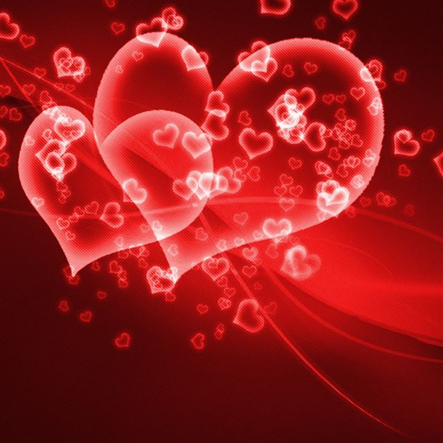 Valentines Day 1 iPad wallpaper
