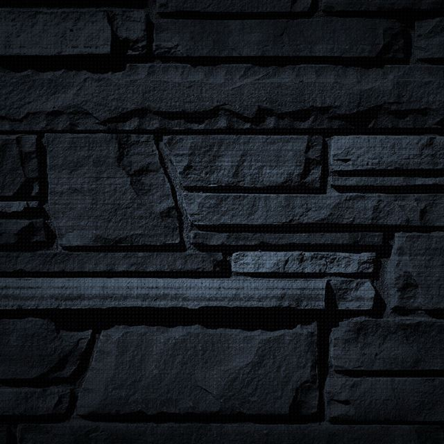 Black Stone textures iPad wallpaper