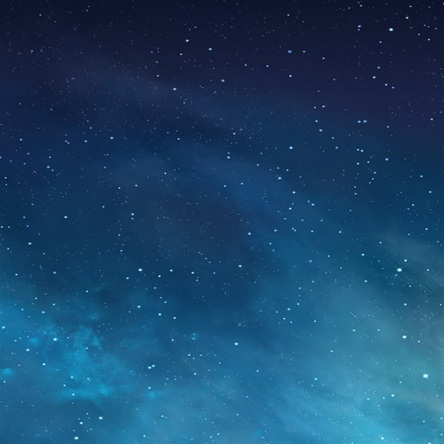 Ios 7 Galaxy iPad wallpaper