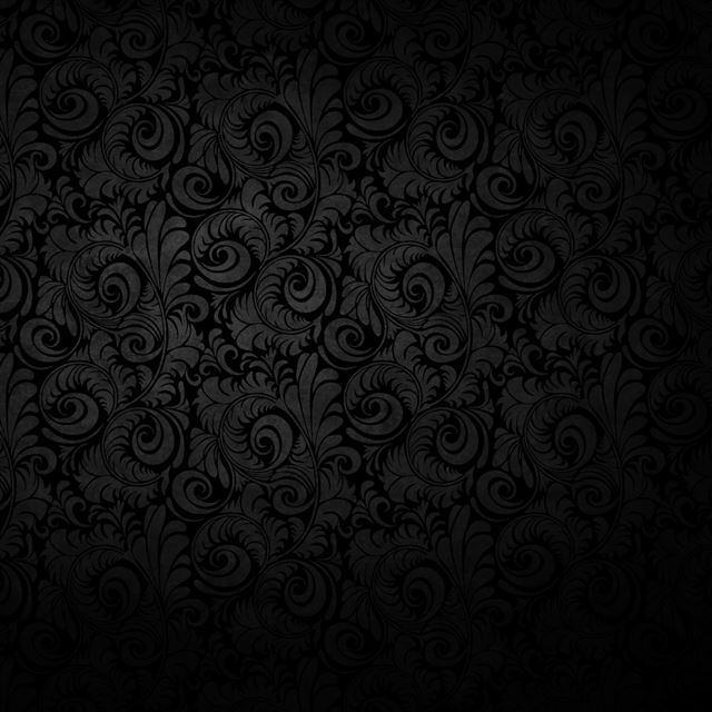 Dark patterned background iPad wallpaper