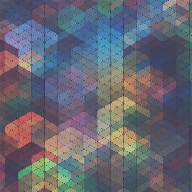 Colorful Diamond Pattern Abstract Ipad Wallpapers Free Download