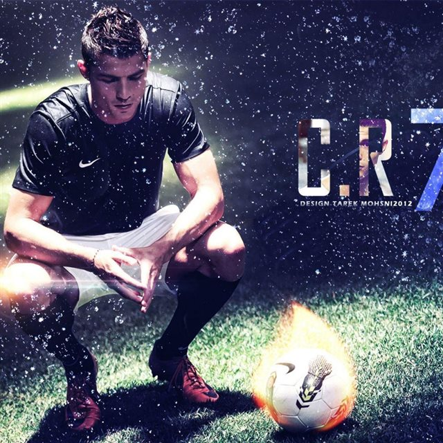 Cristiano Ronaldo Footballer Ipad Wallpapers Free Download