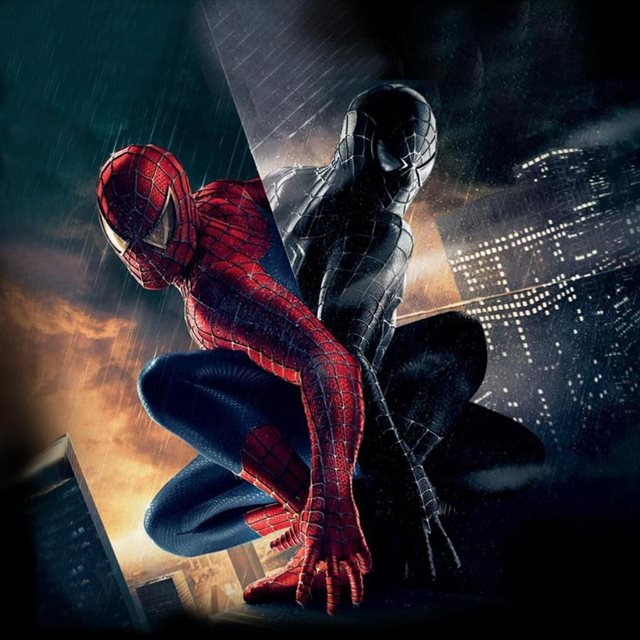 Spider Man iPad wallpaper