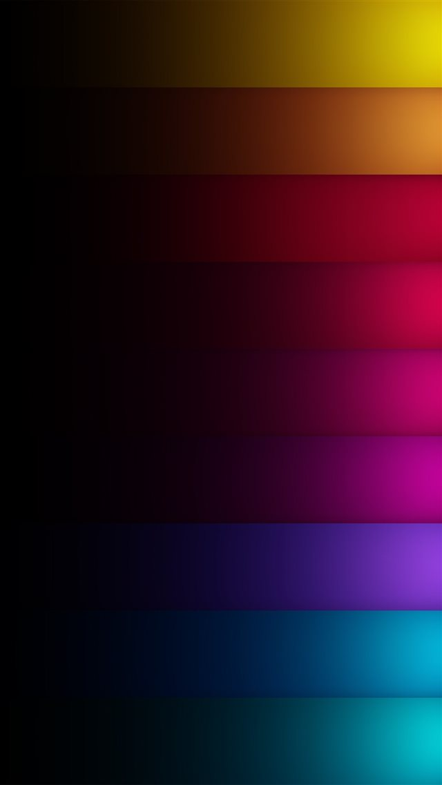Rainbow Colorful Stripes iPhone 8 wallpaper