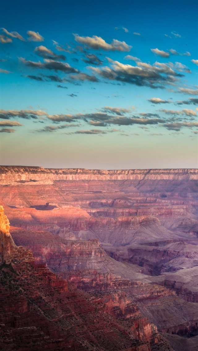 Grand Canyon USA Sunrise iPhone 8 wallpaper