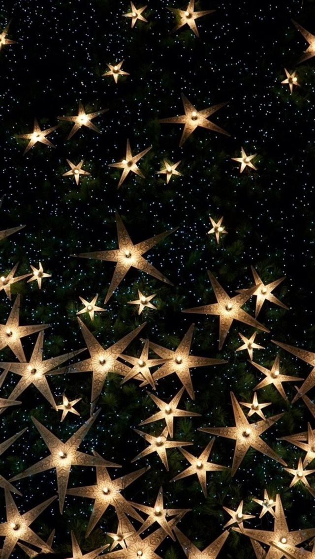 Christmas New Year 2015 iPhone 8 wallpaper