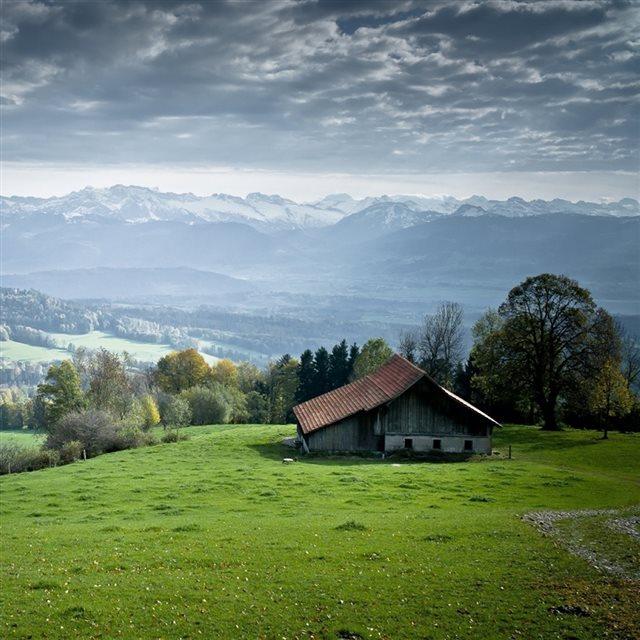 Swiss Alps Landscape Ipad Wallpapers Free Download