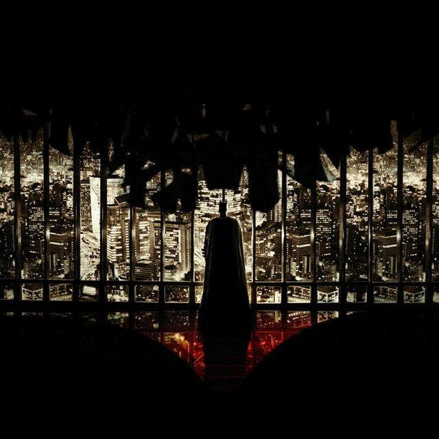 Gotham City Batman Ipad Wallpapers Free Download