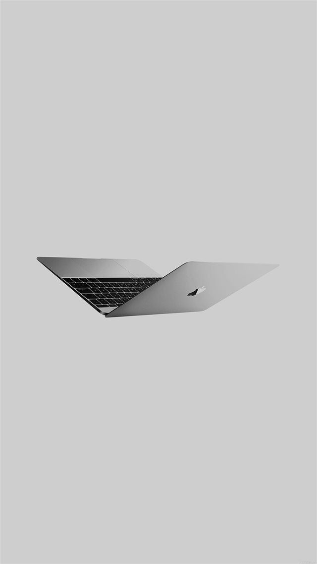 Sliver Apple Macbook Dark Art iPhone 8 wallpaper